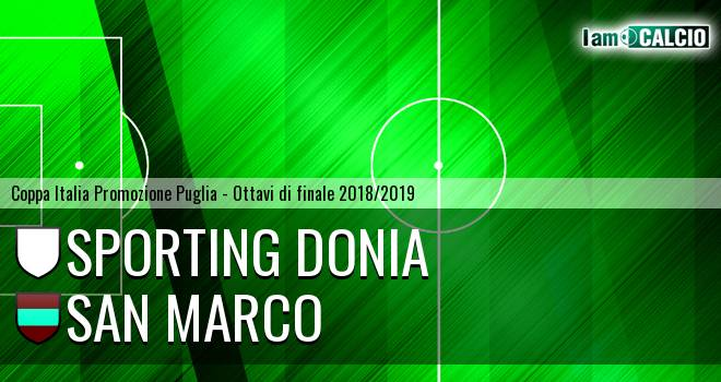 Sporting Donia - San Marco