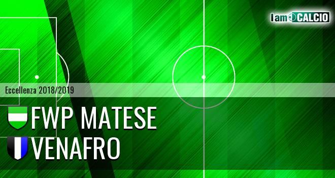 FWP Matese - Venafro