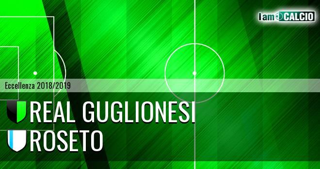Real Guglionesi - Roseto