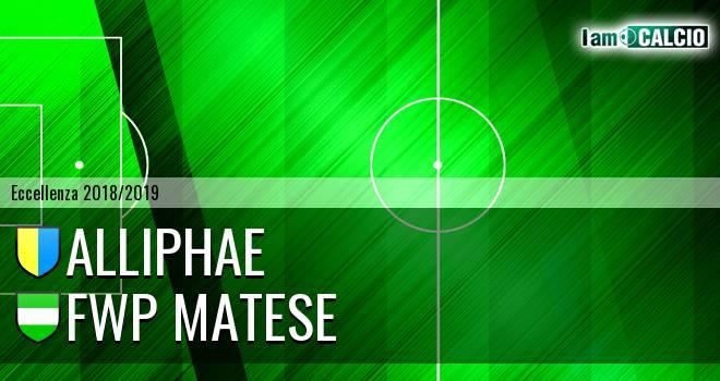 Alliphae - FWP Matese