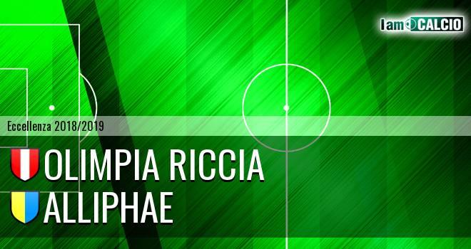 Olimpia Riccia - Alliphae