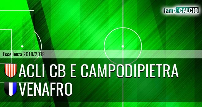 Acli Cb e Campodipietra - Venafro