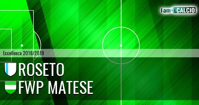 Roseto - FWP Matese
