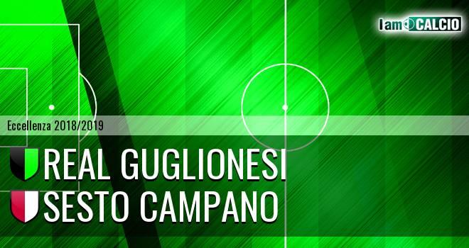 Real Guglionesi - Sesto Campano