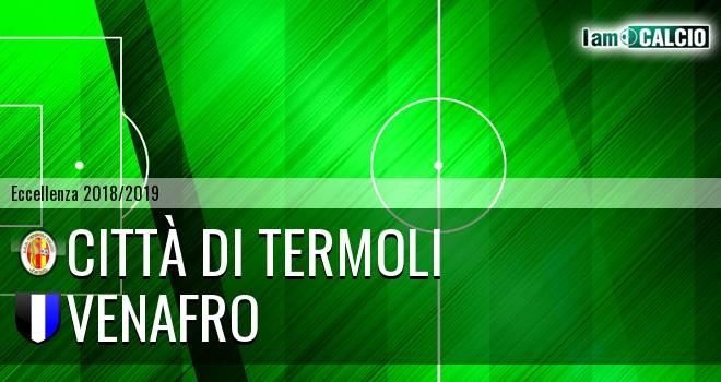 Calcio Termoli 1920 - Venafro