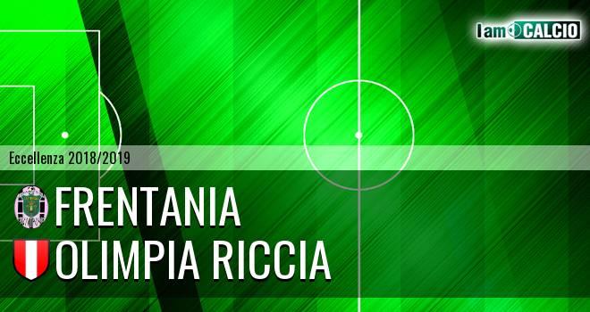 Frentania - Olimpia Riccia
