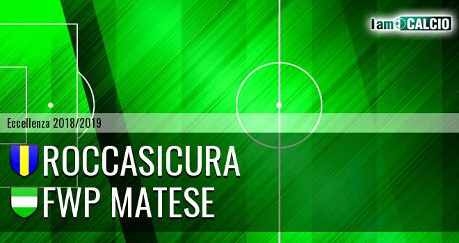 Roccasicura - FWP Matese