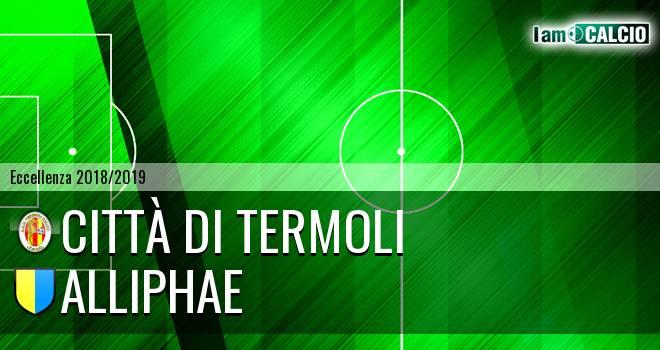 Calcio Termoli 1920 - Alliphae