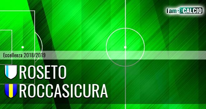Roseto - Roccasicura