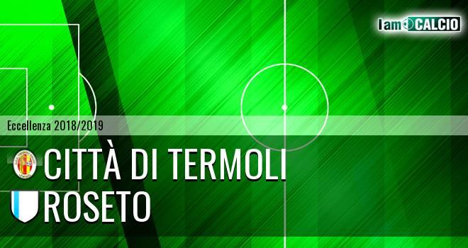 Calcio Termoli 1920 - Roseto