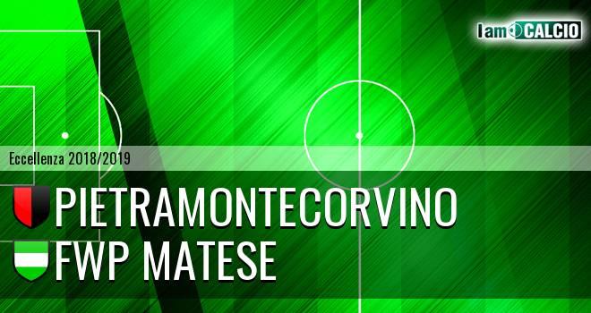 Pietramontecorvino - FWP Matese