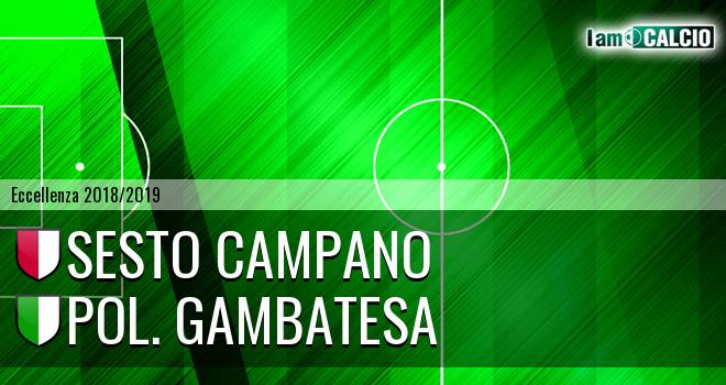 Sesto Campano - Pol. Gambatesa