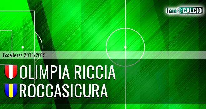 Olimpia Riccia - Roccasicura