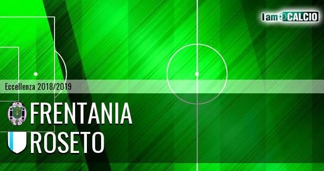 Frentania - Roseto