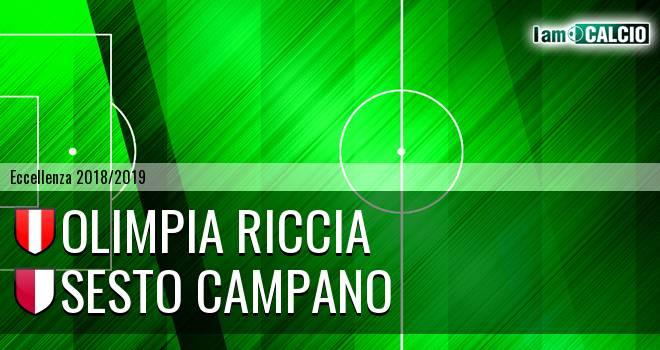 Olimpia Riccia - Sesto Campano