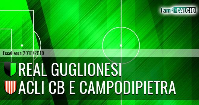 Real Guglionesi - Acli Cb e Campodipietra