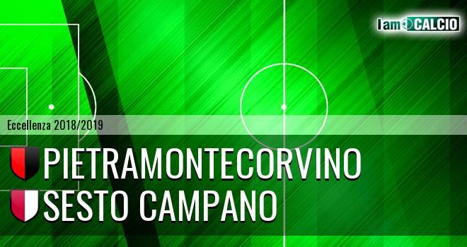 Pietramontecorvino - Sesto Campano