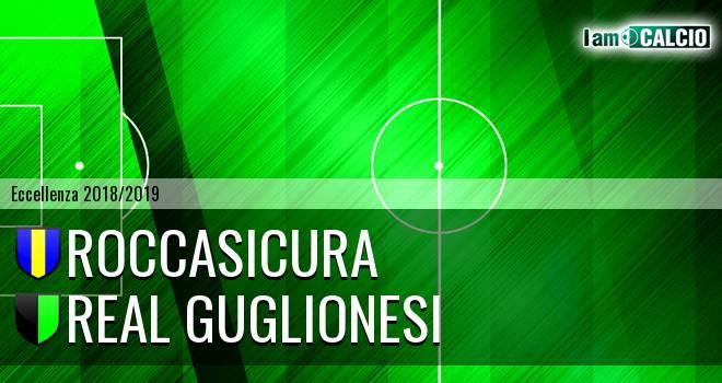Roccasicura - Real Guglionesi 3-0. Cronaca Diretta 05/02/2019
