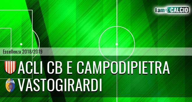 Acli Cb e Campodipietra - Vastogirardi