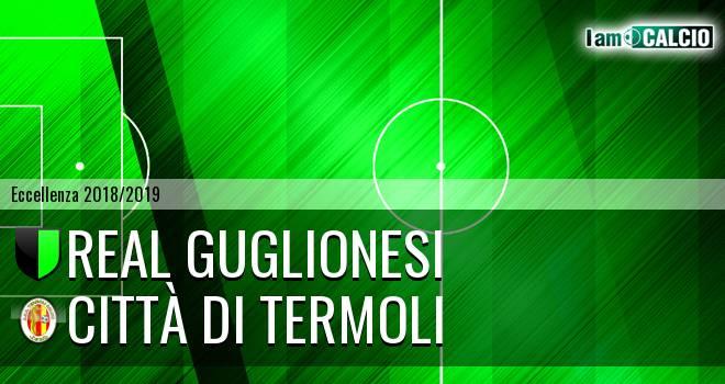 Real Guglionesi - Calcio Termoli 1920