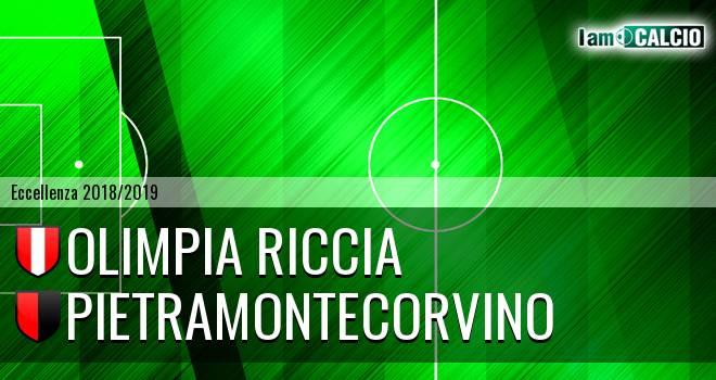 Olimpia Riccia - Pietramontecorvino
