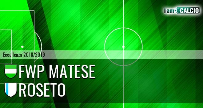 FWP Matese - Roseto