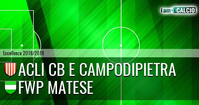 Acli Cb e Campodipietra - FWP Matese