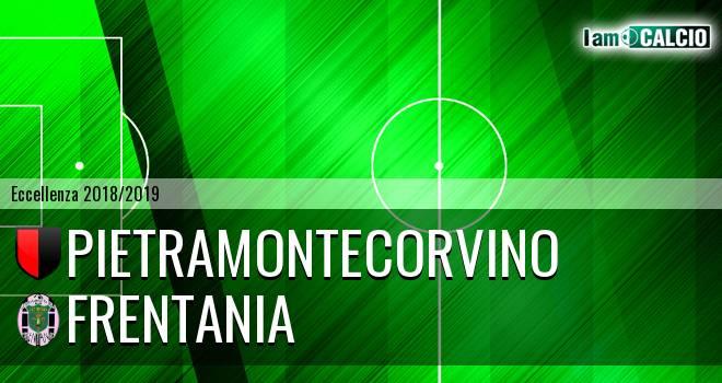 Pietramontecorvino - Frentania