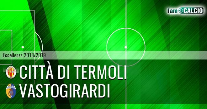Calcio Termoli 1920 - Vastogirardi