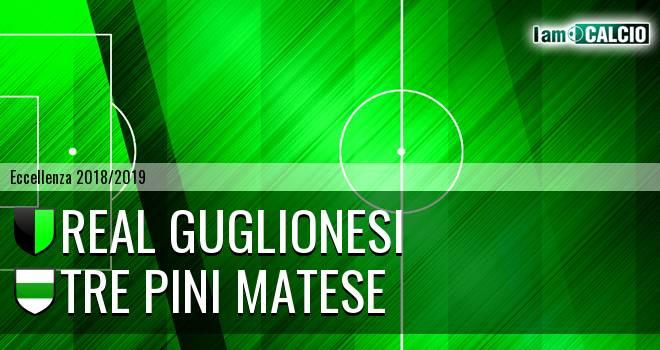 Real Guglionesi - Tre Pini Matese