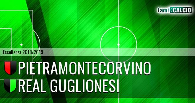 Pietramontecorvino - Real Guglionesi