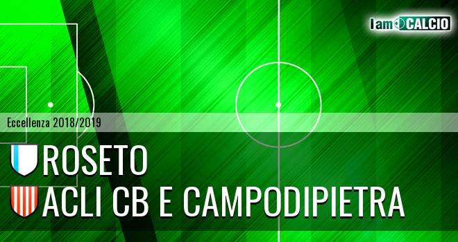 Roseto - Acli Cb e Campodipietra