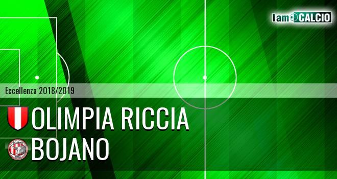 Olimpia Riccia - US Bojano
