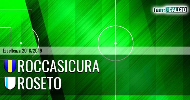 Roccasicura - Roseto