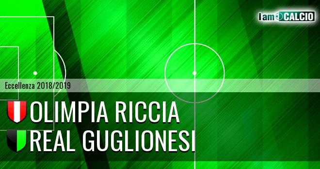 Olimpia Riccia - Real Guglionesi