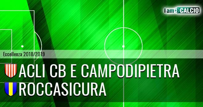 Acli Cb e Campodipietra - Roccasicura
