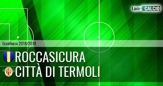 Roccasicura - Calcio Termoli 1920
