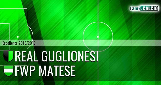 Real Guglionesi - FWP Matese