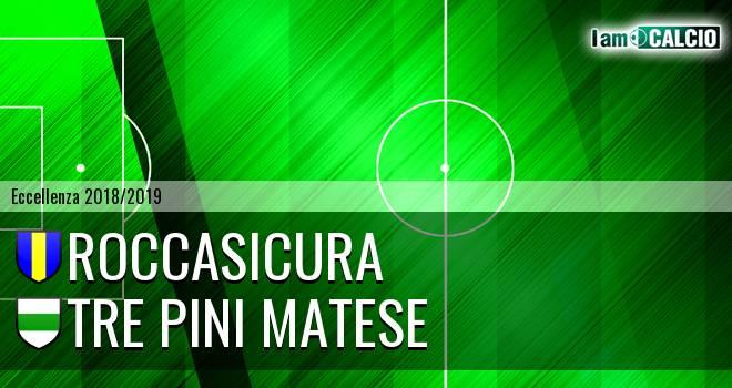 Roccasicura - FC Matese