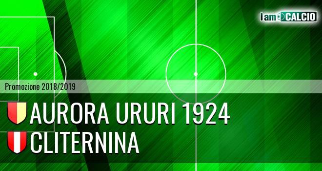 Aurora Ururi 1924 - Cliternina