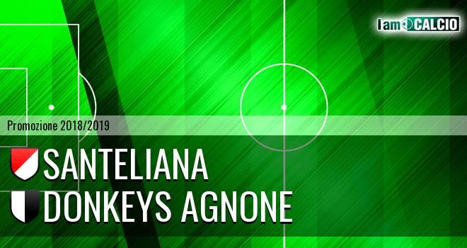 Santeliana - Donkeys Agnone