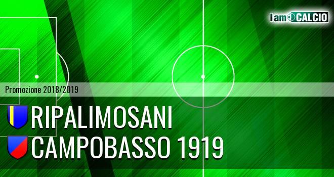 Ripalimosani - Campobasso 1919