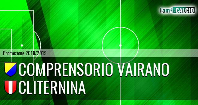 Comprensorio Vairano - Cliternina