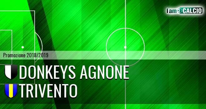 Donkeys Agnone - Trivento