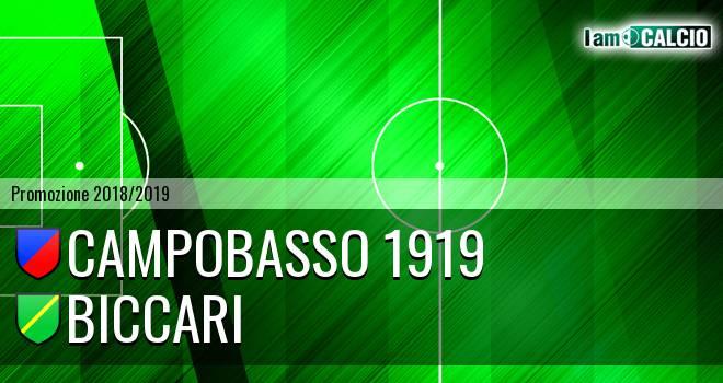 Campobasso 1919 - Quattro Torri Chieuti