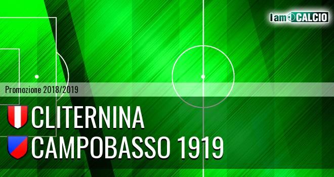 Cliternina - Campobasso 1919