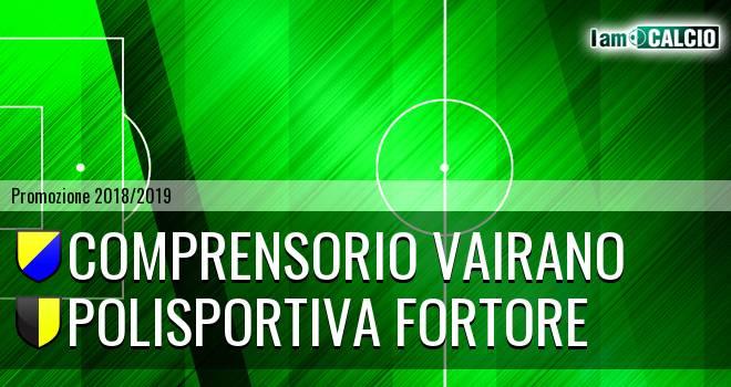 Comprensorio Vairano - Polisportiva Fortore