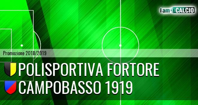 Polisportiva Fortore - Campobasso 1919