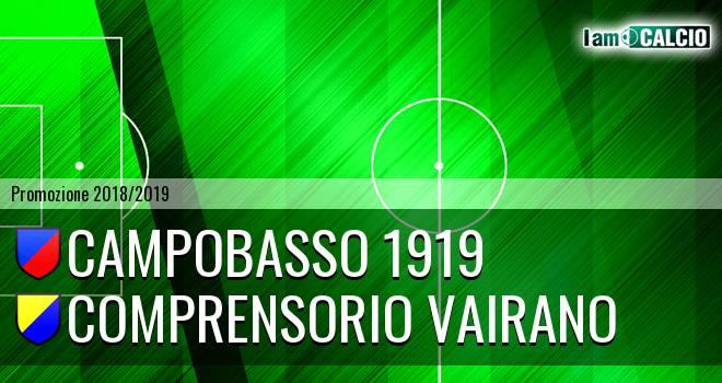 Campobasso 1919 - Comprensorio Vairano