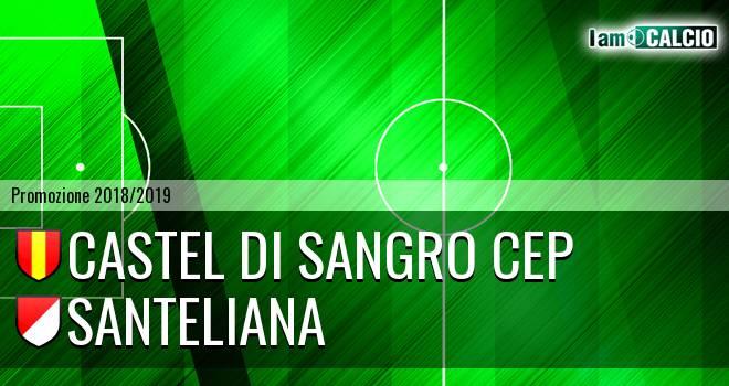 Castel di Sangro CEP - Santeliana